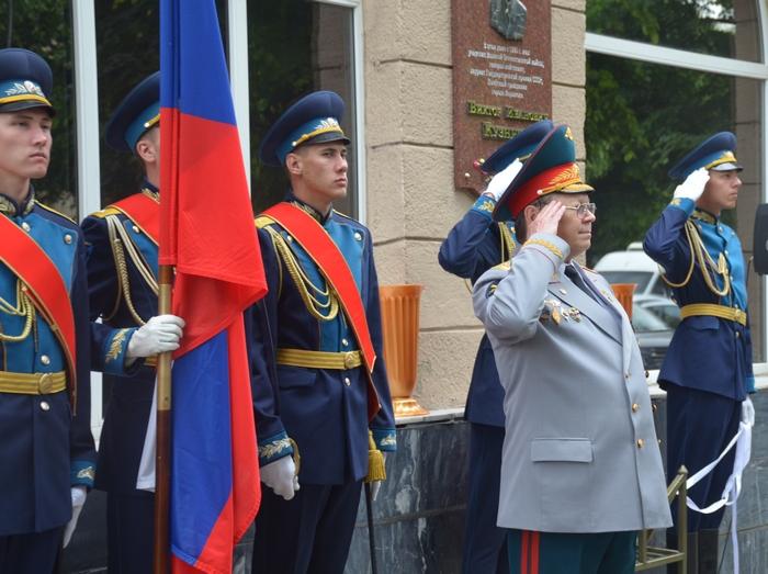 Открытие доски Кузнецову В.И. 6.06.2017