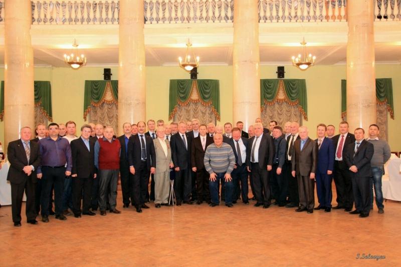 Встреча в ЦДРА 15.04.2015