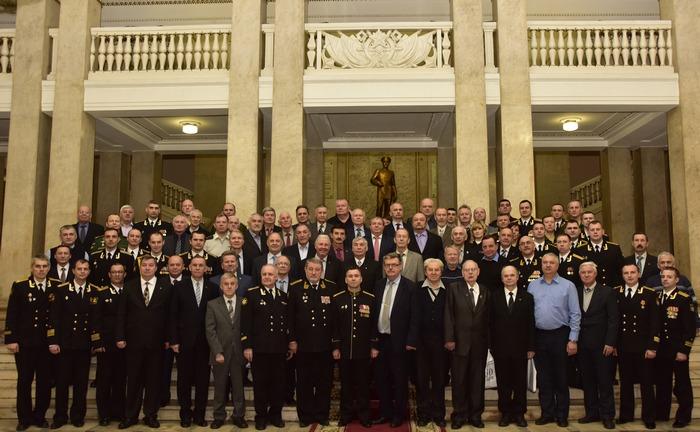 Кафедре РЭБ ВМФ 50 лет (14.12.2018 г.)