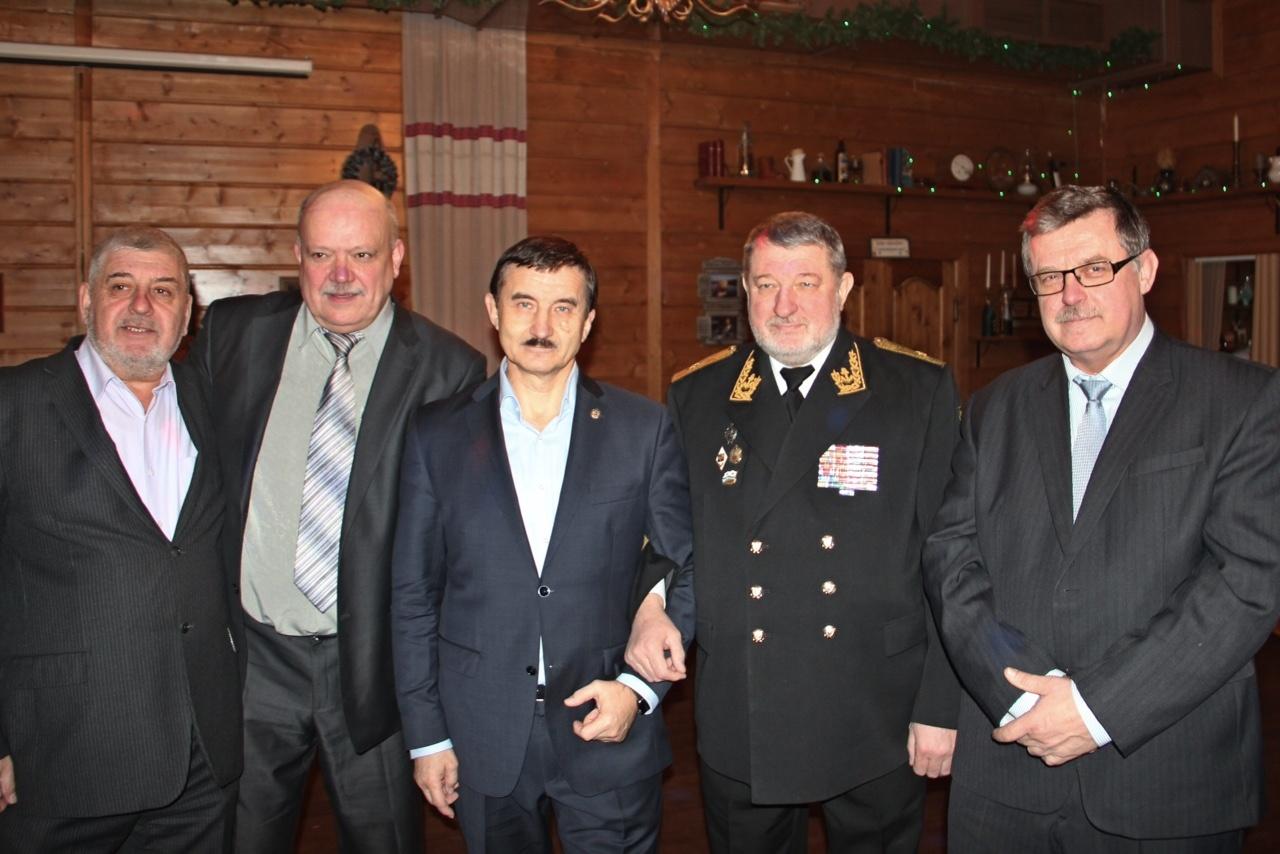 Службе РЭБ ВМФ 60 лет (10.12.2016)